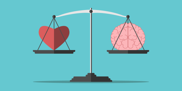 Emotion and logic in B2B and B2C business