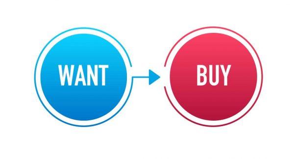 B2C buying process