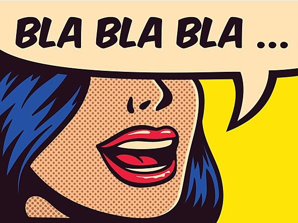 marketing language and tone