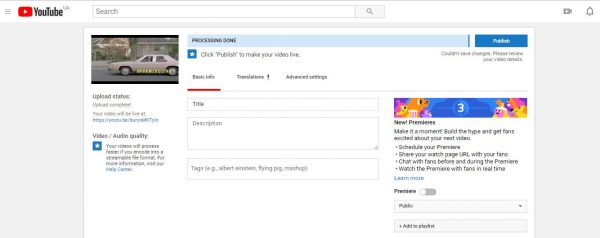 inserting right tags while uploading your video would help users find your content through the YouTube search bar