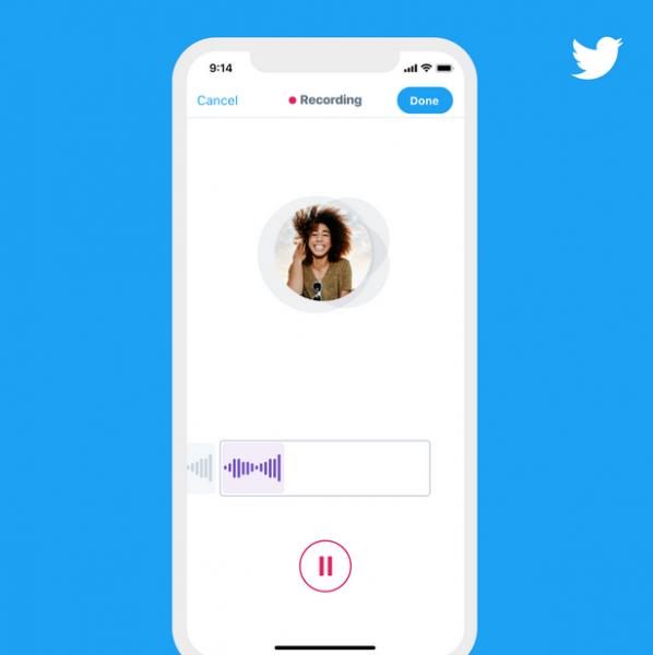 Audio Tweets