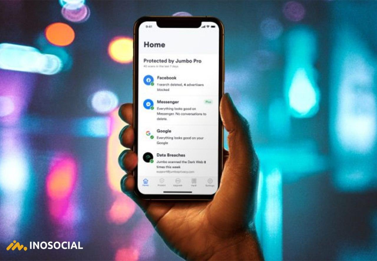 Brings all your social media privacy settings into one app with Jumbo