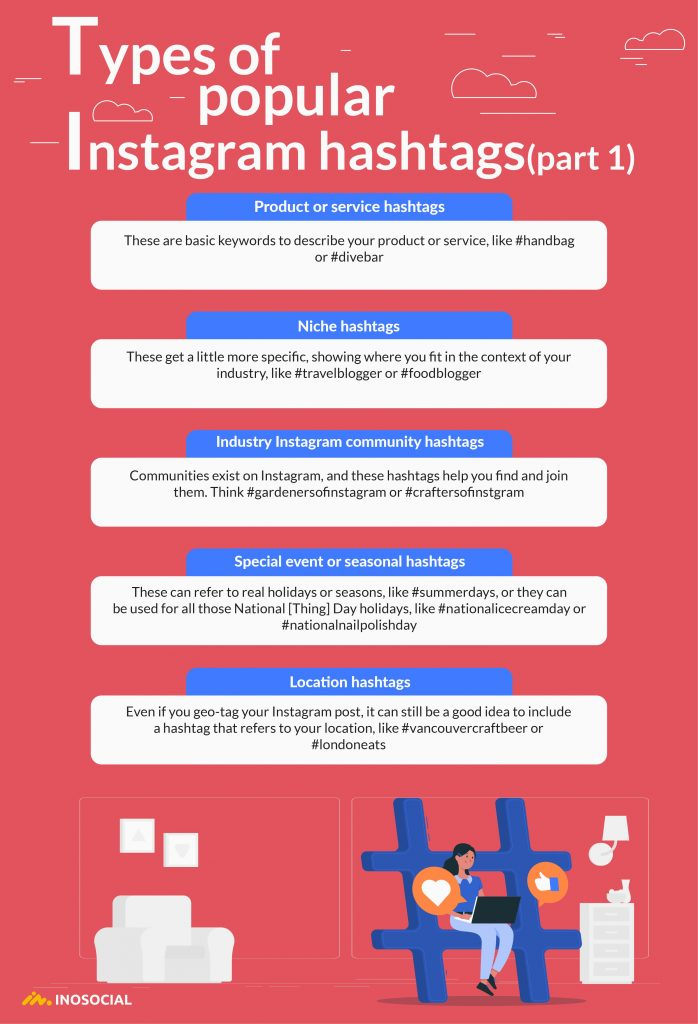 most popular hashtags for instagram